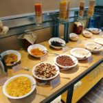 صبحانه سلف سرویس هتل مالاک هان باکو