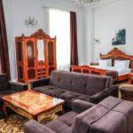 داخل اتاق هتل مالاک هان باکو