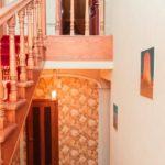 پله های هتل مارسل باکو