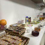 صبحانه سلف سرویس هتل نظامی استریت باکو