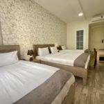اتاق چهار نفره هتل نظامی استریت باکو