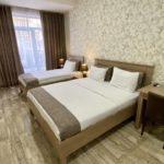اتاق سه تخته هتل نظامی استریت باکو