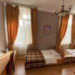 اتاق چهار نفره هتل اولد یارد باکو