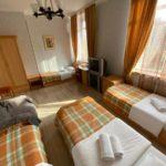 اتاق چهار تخته هتل اولد یارد باکو