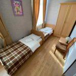 اتاق توئین هتل اولد یارد باکو