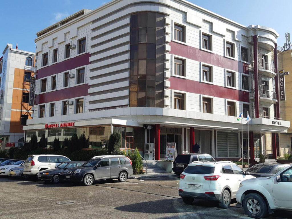 هتل رویال باکو