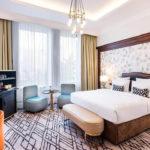 اتاق دابل هتل مرچنت باکو