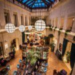 لابی هتل مرچنت باکو