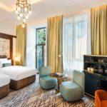 اتاق توئین هتل مرچنت باکو