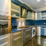 آشپزخانه آپارتمان شماره 11