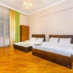 اتاق خواب آپارتمان شماره 8
