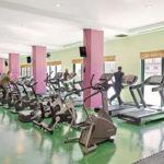 سالن فیتنس هتل حیات رجنسی باکو