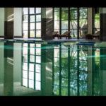 استخر سرپوشیده هتل حیات رجنسی باکو