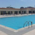 استخر روباز هتل حیات رجنسی باکو