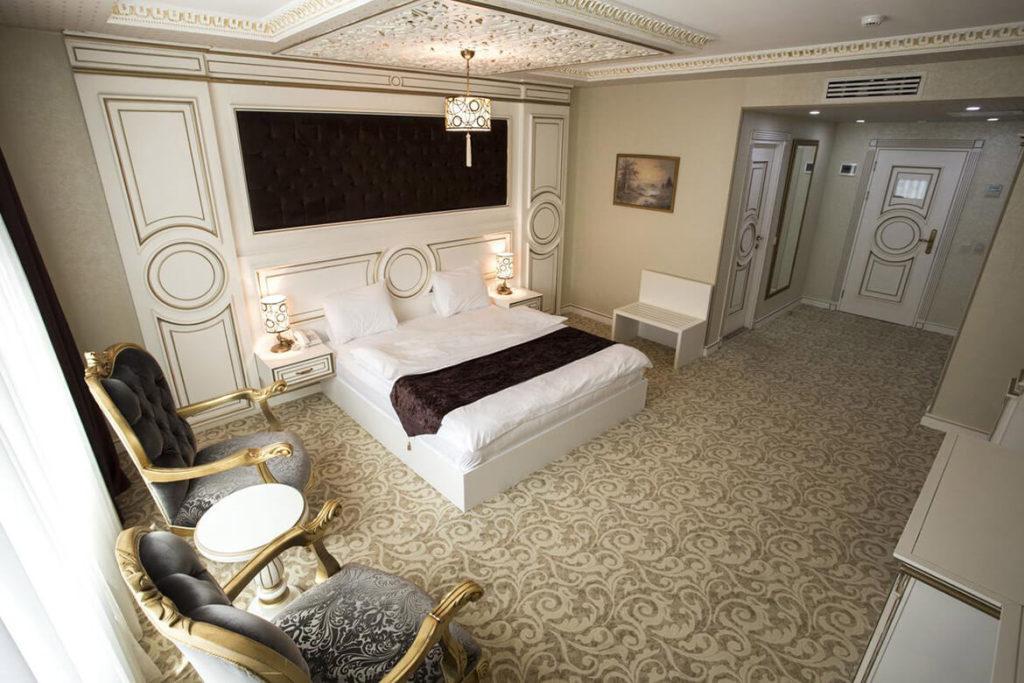 اتاق دابل هتل اپرا باکو