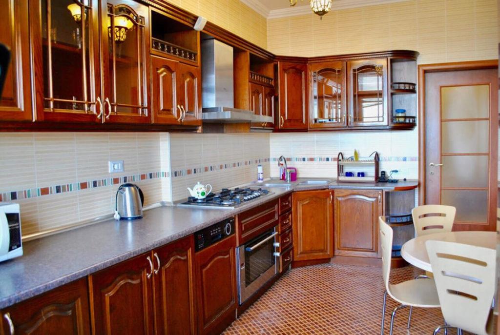 آشپزخانه آپارتمان شماره 16