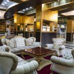 لابی هتل گلدن فالکن باکو