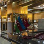رسپشن هتل گلدن فالکن باکو