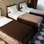 اتاق تریپل هتل گلدن فالکن باکو