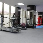 سالن ورزشی هتل هارمونی باکو