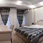 اتاق دابل هتل کارات این باکو