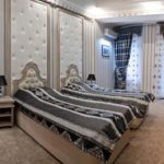 اتاق توئین هتل کارات این باکو