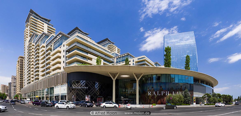تصویری از مرکز خرید پورت مال