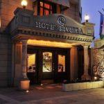 درب ورودی هتل ریویرا باکو