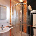 سرویس بهداشتی اتاق های هتل ریویرا باکو