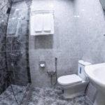 سرویس بهداشتی اتاق های هتل رویال پالاس باکو