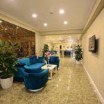 لابی و رسپشن هتل روسل باکو