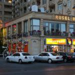 ساختمان هتل روسل باکو