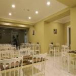 رستوران هتل روسل باکو