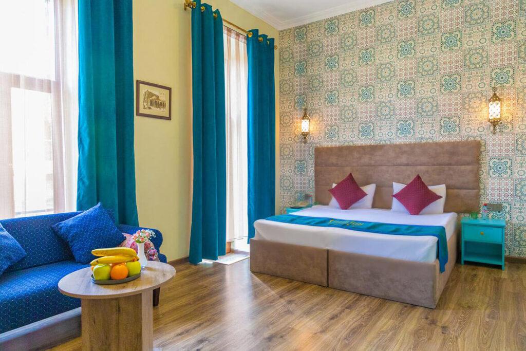 اتاق دابل هتل ساحیل این باکو