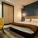 اتاق دابل هتل شالیملار بوتیک باکو
