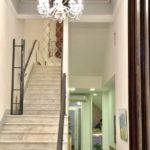 پله های هتل شالیملار بوتیک باکو