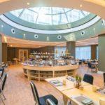 رستوران صبحانه هتل شرایتون باکو