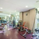 سالن ورزشی هتل شرایتون باکو