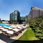 استخر روباز هتل شرایتون باکو