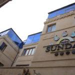 ساختمان هتل ساندی باکو