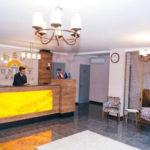 رسپشن هتل ساندی باکو