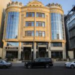 ساختمان هتل آزالیا باکو