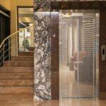 آسانسور هتل آزالیا باکو