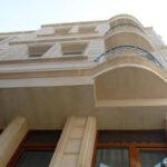 تصویری از ساختمان هتل بوتا باکو