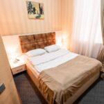 اتاق دابل هتل ایست کستل بوتیک باکو