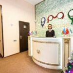 رسپشن هتل ایست کستل بوتیک باکو