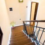 پله های هتل ایست کستل بوتیک باکو