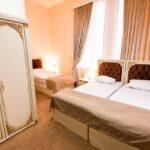 اتاق سه نفره هتل ایست کستل بوتیک باکو