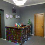 رسپشن هتل فوربوتیک باکو