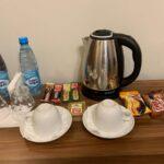 چای ساز در اتاق های هتل فوربوتیک باکو